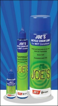 Chain Wet Lube mazání na řetěz 30ml JOE´S