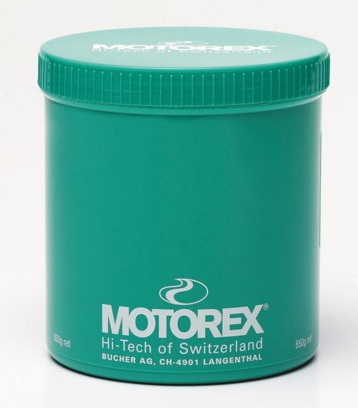 Long Grease - krabice, zelená mazelína  MOTOREX  850g