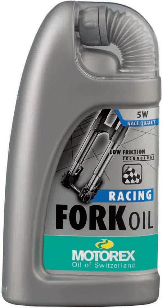Racing Fork Oil SAE 5 W - olej do vidlic MOTOREX 1L