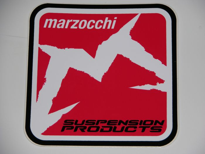 Samolepa na Auto 1 ks 9 * 9 cm Marzocchi