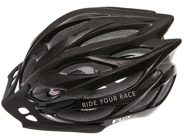 M - Helma WIND R2 černá carbon 56-58cm 2016