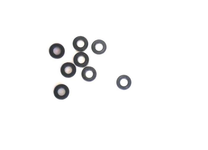 O kroužek 6 * 1mm pod oko koncovky hadice ORO Formula