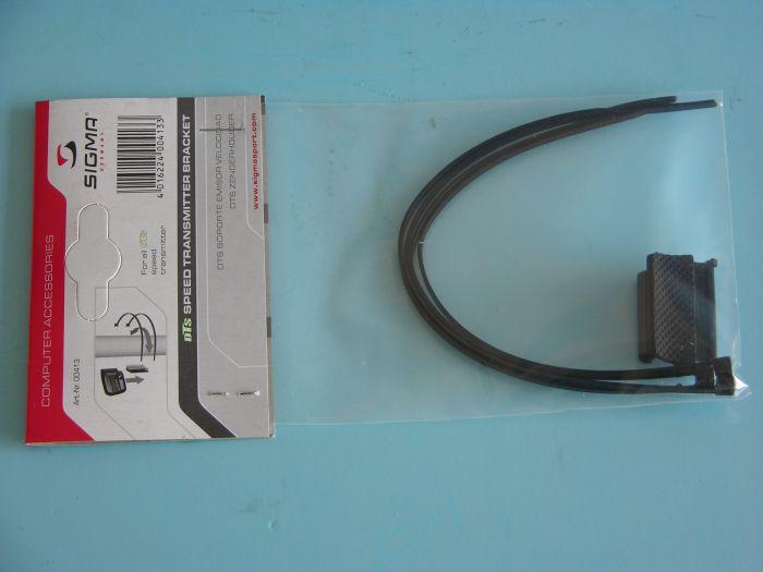 Držák senzoru Sigma DTS na zip pásky