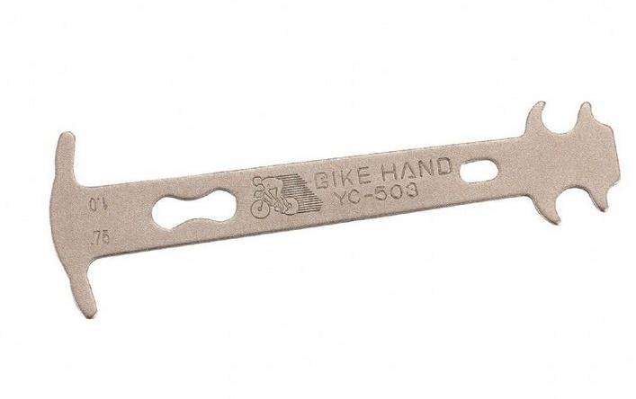 Měrka řetězu Bike Hand YC-503