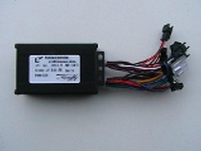 Řídící jednotka pro LCD displej pro 36V elektrosady Mátéffy