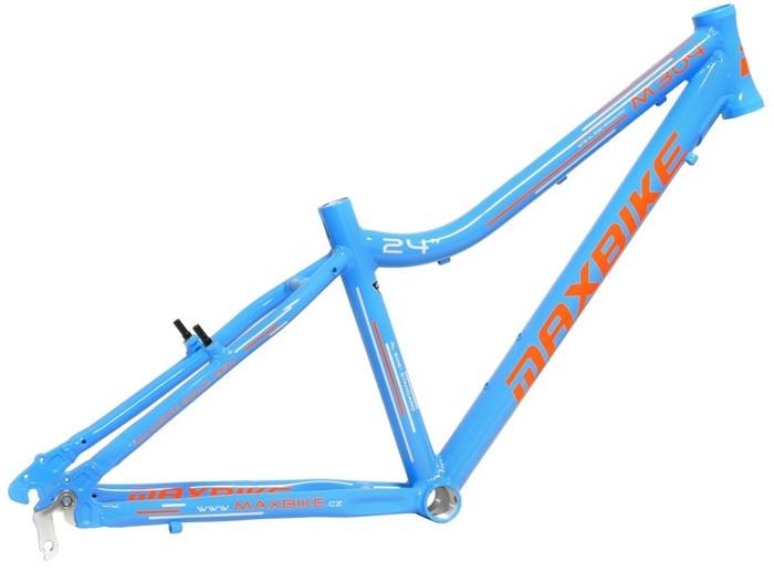 Rám ALU 24' M304 Maxbike modrý