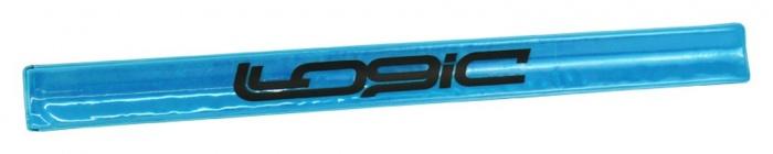 Bezpečnostní reflexní pásek LOGIC  JY-1006 modrý