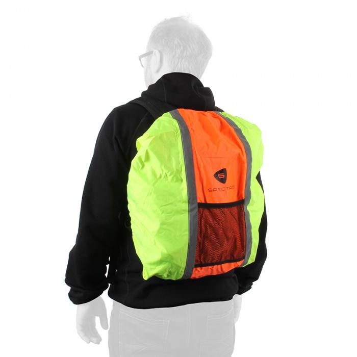 Návlek Spectro reflexní pláštěnka na batoh