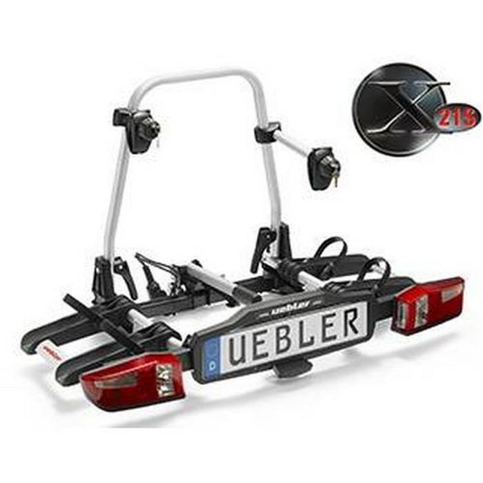 Nosič na kouli UEBLER X21 S Nano na 2 kola, pákový, sklopný, skládací