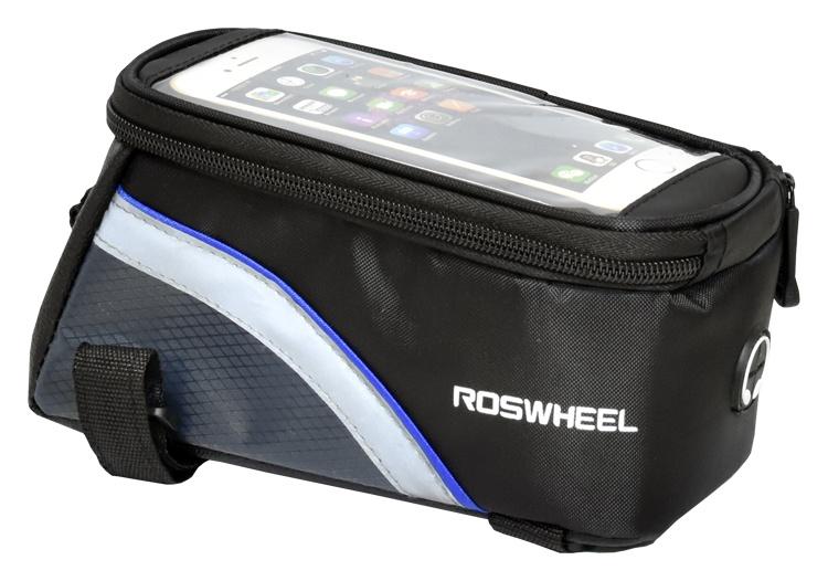 Brašna na rám přední PROFIL 12496L-B5 na mobil Roswheel