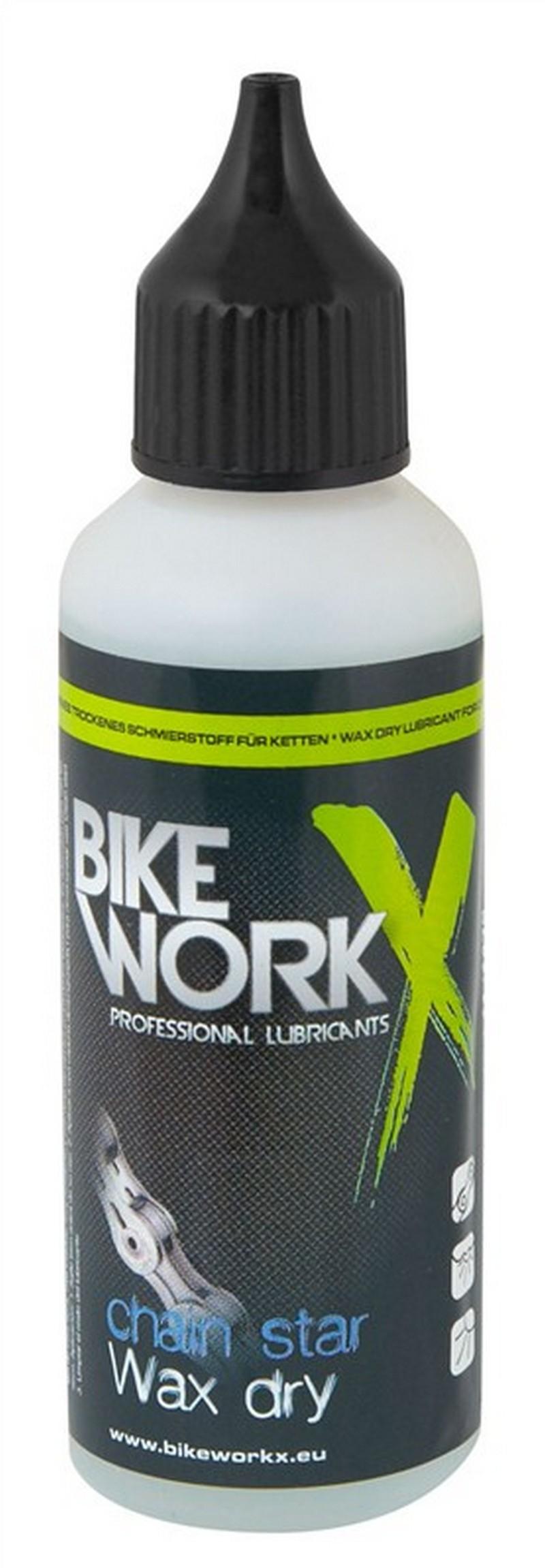 Chain Star Wax - kapátko 50 ml - Mazivo na řetěz Bikeworkx