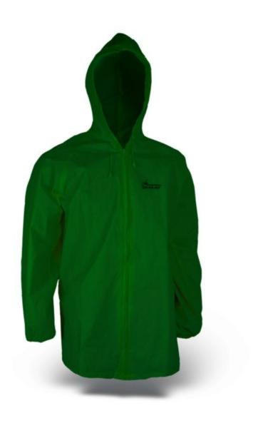 M - Rain Coat Classic pláštěnka zelená Haven