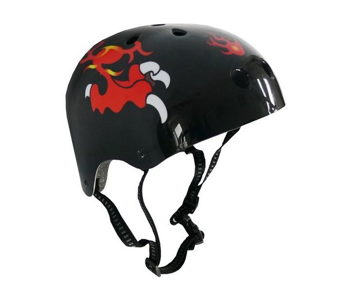 L - Helma BMX Free Style černo červená