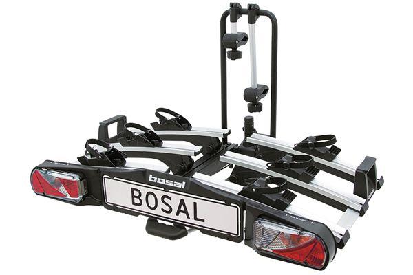 Nosič na kouli Bosal TRAVELLER 3 na 3 kola, pákový, sklopný, skládací 070-533