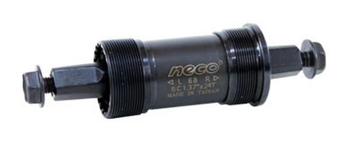 Osa středová BSA 127,5mm NECO čtyřhran B910