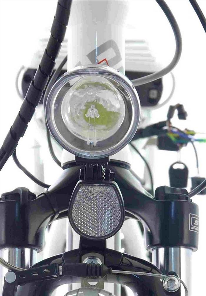 Světla LED na 36V p+z k elektrosadám e-totem.cz 2012
