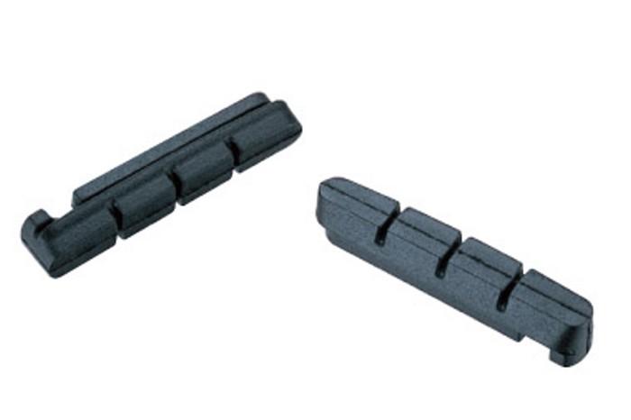 Náhradní gumičky na carbonové ráfky 55mm Baradine silniční
